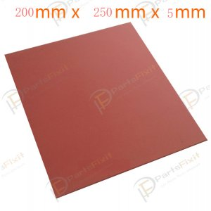High Temperature Resistant Silicone Pad for LCD Refurbishment