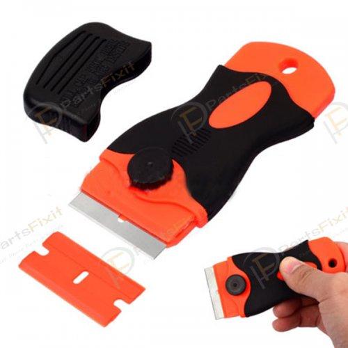 Plastic Glue Removal Scraper with Blades
