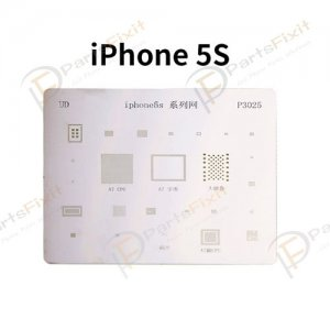 Solder Tin Plate Steel Mesh Comprehensive Series Repairs for iPhone 5s