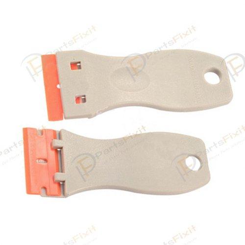 Simple Plastic Glue Removal Scraper With Plastic Blade B