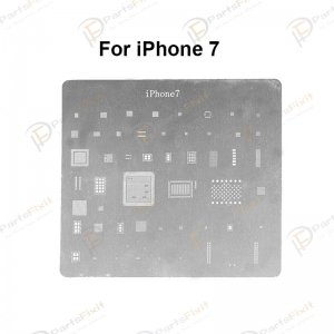Solder Tin Plate Steel Mesh Comprehensive Series Repairs for iPhone 7