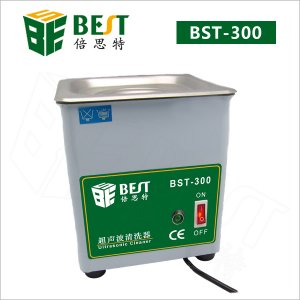 BST-300 stainless steel ultrasonic cleaner