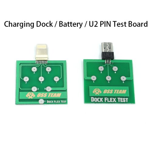 For iPhone Lightning and Andriod Phone Micro Pin T...