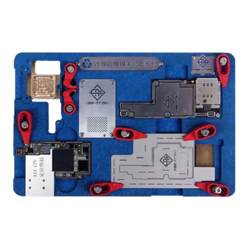 High Temperature Resistant Motherboard PCB Fixture Holder for iPhoneX