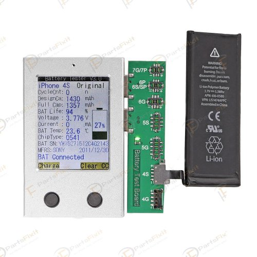 Battery Tester Box for Apple Battery