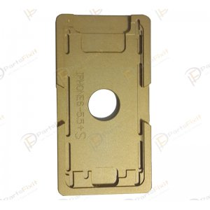 For iPhone 6 Plus/6S Plus Glass with Frame Bezel Slot Metal Alignment Mold