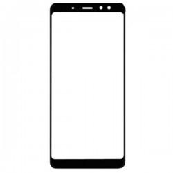 Glass Lens for Samsung Galaxy A8 Plus (2018)/A7 (2018) A730 Black