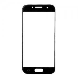 Front Glass for Samsung Galaxy A320 Black