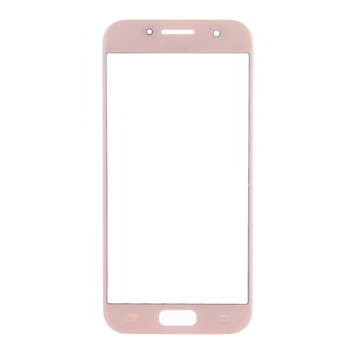 Front Glass for Samsung Galaxy A320 Pink