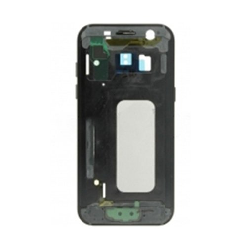 Front Housing for Samsung Galaxy A320 Black