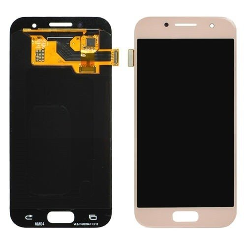 LCD with Digitizer Assembly for Samsung Galaxy A320 Pink Refurbished