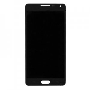 LCD with Digitizer Assembly for Samsung Galaxy A5 SM-A500 Black Original LCD with Copy Glass