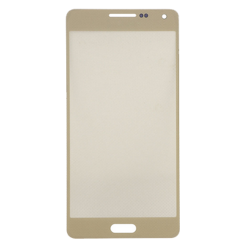 Front Glass for Samsung Galaxy A5 SM-A500 Gold High Copy