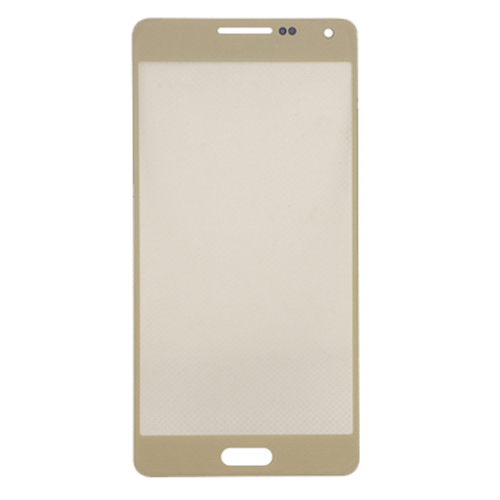 Front Glass for Samsung Galaxy A5 SM-A500 Gold Hig...