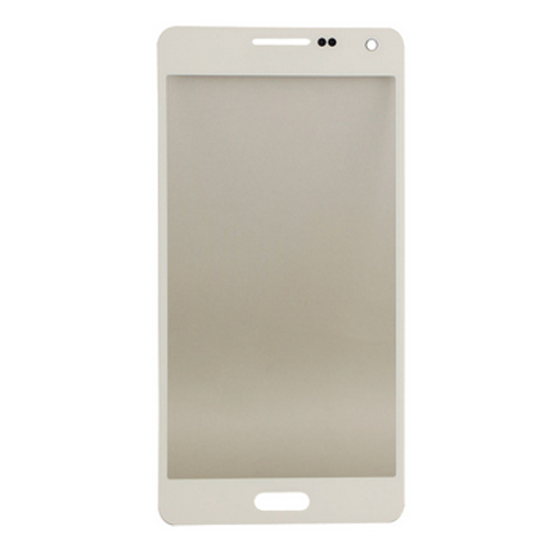 Front Glass for Samsung Galaxy A5 SM-A500 White Gr...