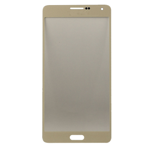 Front Glass for Samsung Galaxy A7 SM-A7000 Gold Gr...