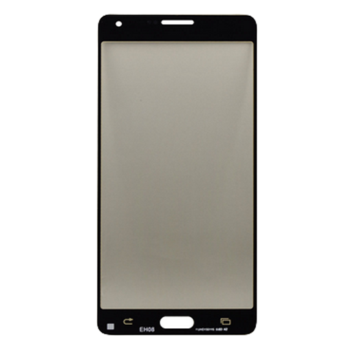 Front Glass for Samsung Galaxy A7 SM-A7000 Gold Grade A+