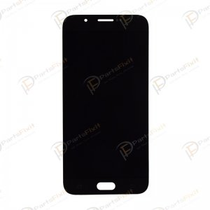 LCD with Digitizer Assembly for Samsung Galaxy A8 Black