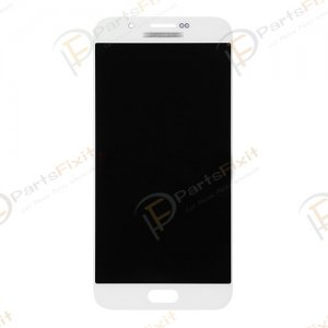 LCD with Digitizer Assembly for Samsung Galaxy A8 White