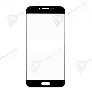 Front Glass Lens for Samsung Galaxy A8 Black A+