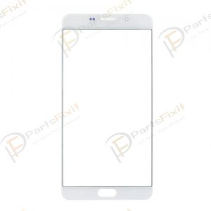 Front Glass Lens for Samsung Galaxy A9 White A+