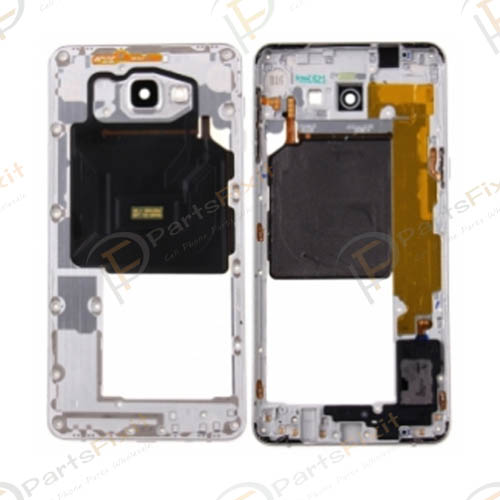 Middle Frame Bezel for Samsung Galaxy A9 White