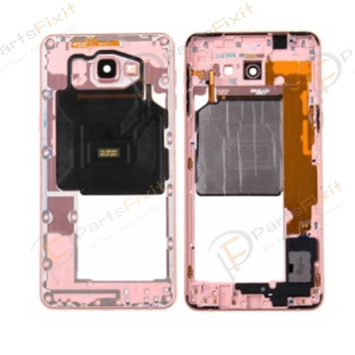 Middle Frame Bezel for Samsung Galaxy A9 Pink