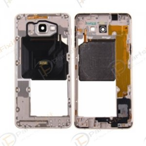 Middle Frame Bezel for Samsung Galaxy A9 Gold