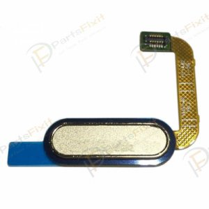 Home Button Flex Cable for Samsung Galaxy A9 A9000 Gold