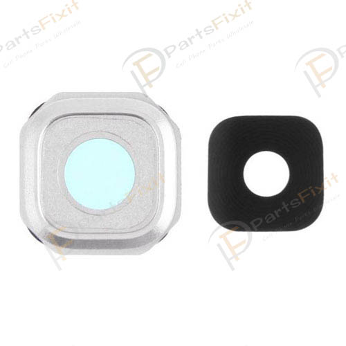 Camera Lens and Bezel for Samsung Galaxy A9 White