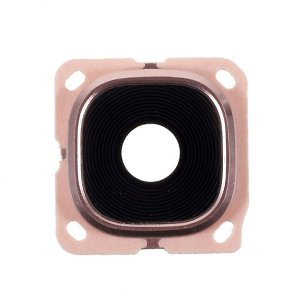 Camera Lens and Bezel for Samsung Galaxy C5 Pink