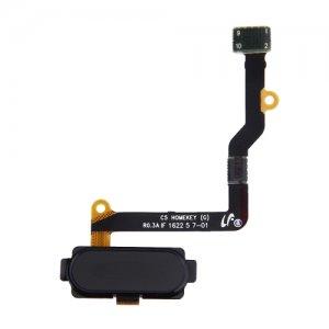 Fingerprint Sensor Flex Cable for Samsung Galaxy C5 C5000 Black
