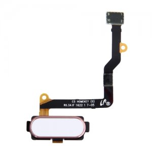 Fingerprint Sensor Flex Cable for Samsung Galaxy C5 C5000 Pink