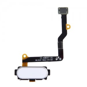 Fingerprint Sensor Flex Cable for Samsung Galaxy C5 C5000 Silver