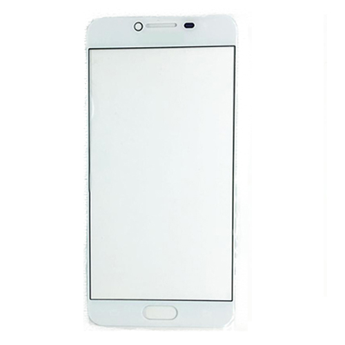 Glass Lens for Samsung Galaxy C5 White