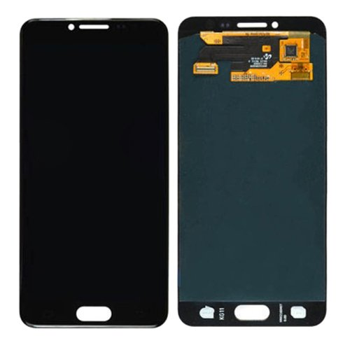 LCD with Digitizer Assembly for Samsung Galaxy C5 Black