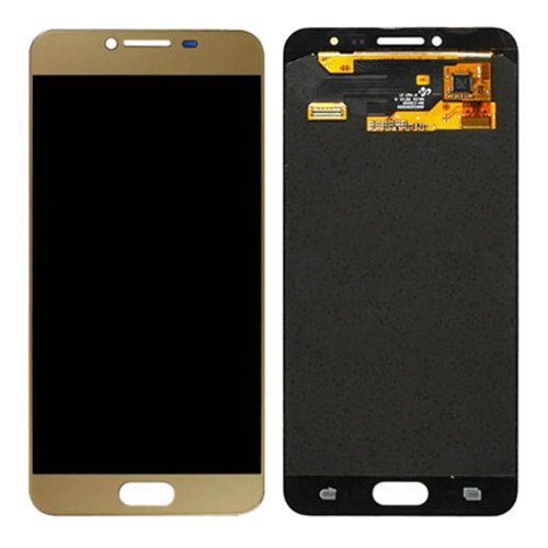 LCD with Digitizer Assembly for Samsung Galaxy C5 Gold
