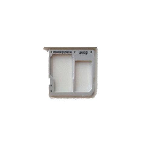 SIM Card Tray for Samsung Galaxy C5 Silver