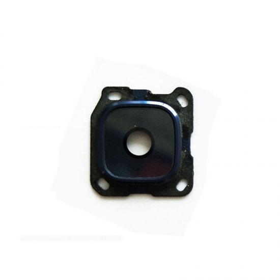 Camera Lens and Bezel for Samsung Galaxy C9 Pro Black