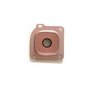 Camera Lens and Bezel for Samsung Galaxy C9 Pro Pink