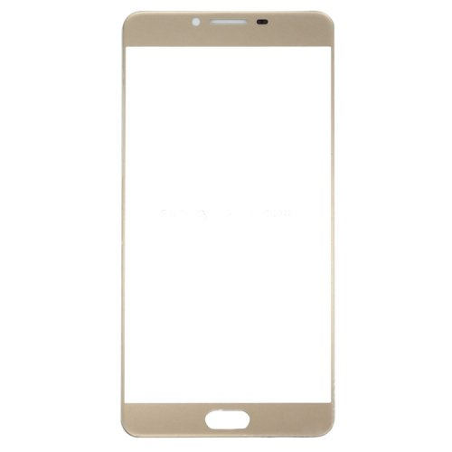 Glass Lens for Samsung Galaxy C9 Pro Gold