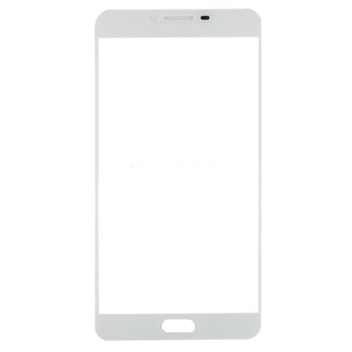 Glass Lens for Samsung Galaxy C9 Pro White