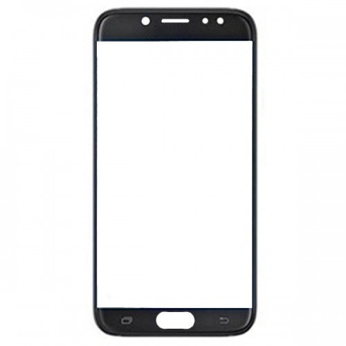 Glass Lens for Samsung Galaxy J5 2017 Black