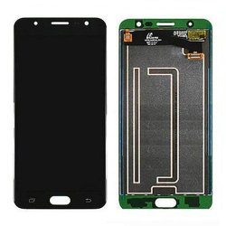 LCD with Digitizer Assembly for Samsung Galaxy J5 Prime G5700 Black Original