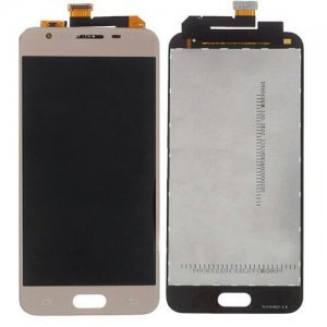 LCD with Digitizer Assembly for Samsung Galaxy J5 Prime G5700 Gold