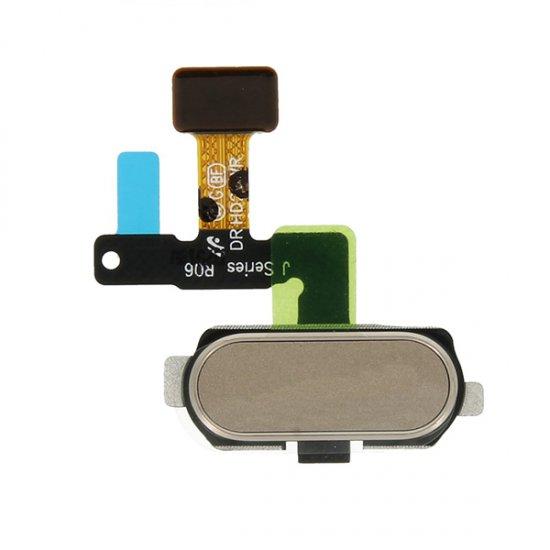 Fingerprint Sensor Flex Cable for Samsung Galaxy J5/J7 2017 Gold