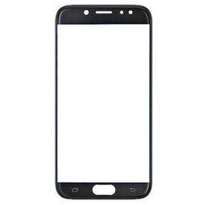 Glass Lens for Samsung Galaxy J7 2017  Black