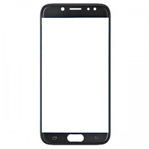 Glass Lens for Samsung Galaxy J7 2017  Black