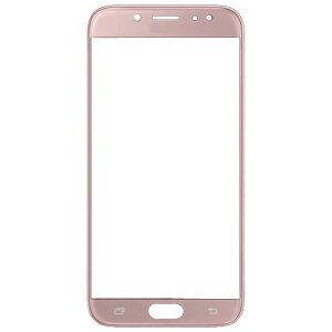 Glass Lens for Samsung Galaxy J7 2017  Pink