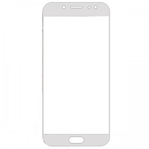 Glass Lens for Samsung Galaxy J7 2017  White